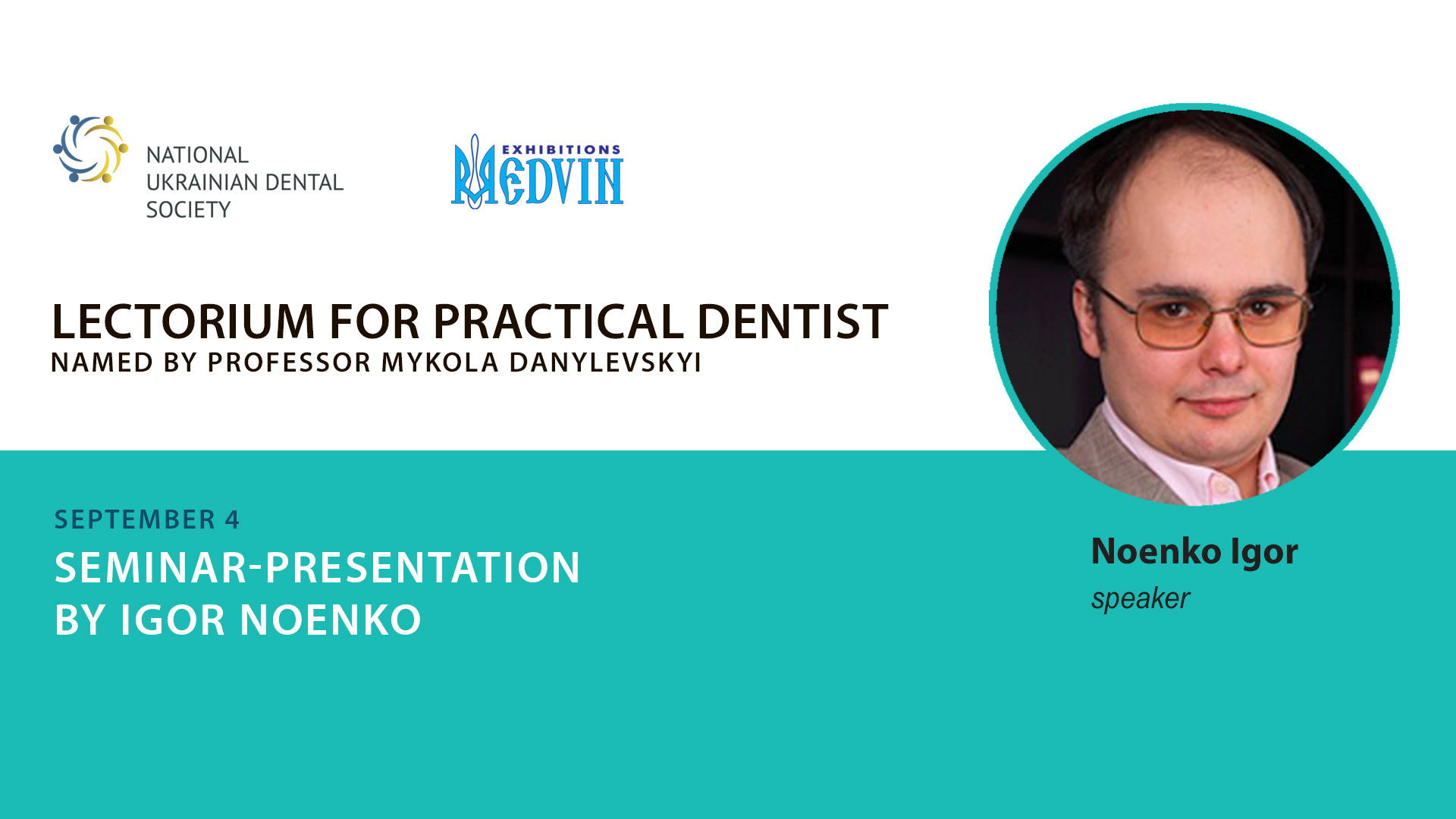 Seminar-presentation from Ihor Noienko