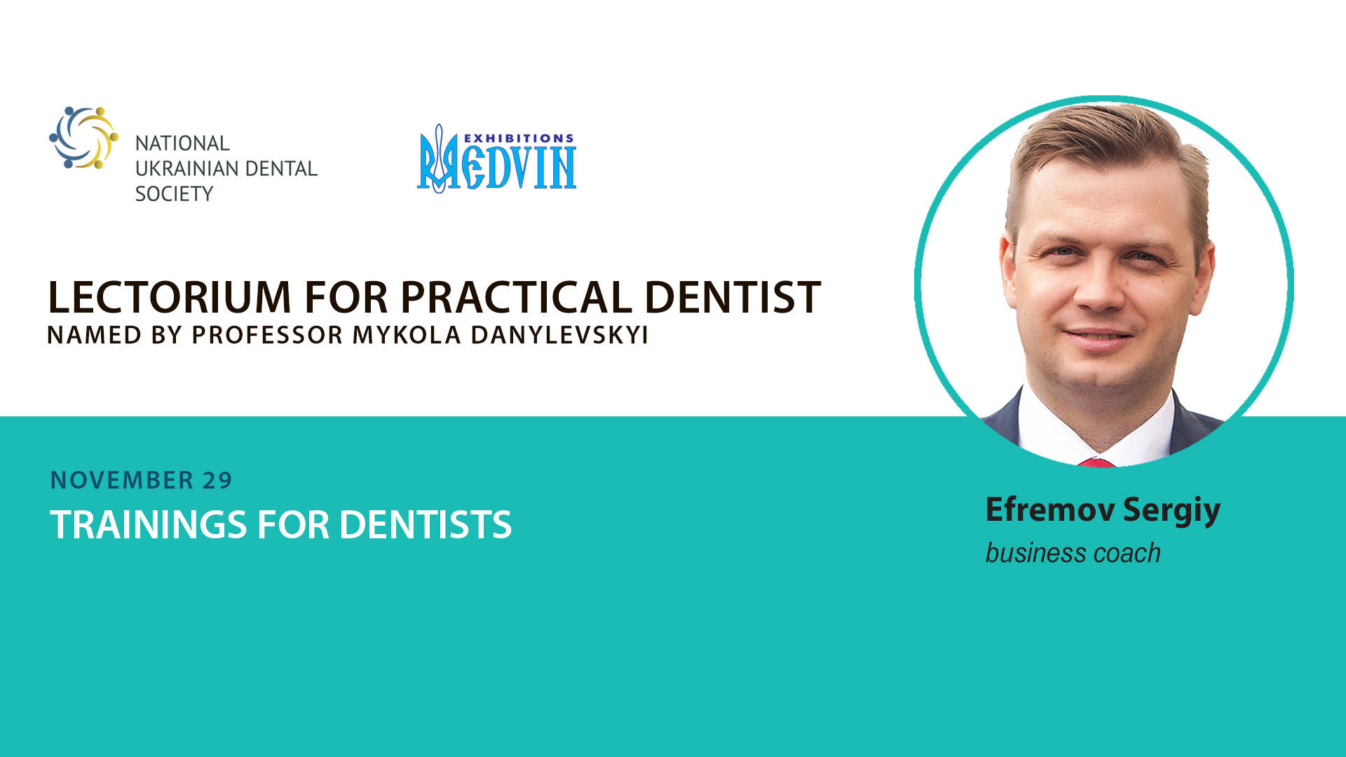 Trainings for dentists