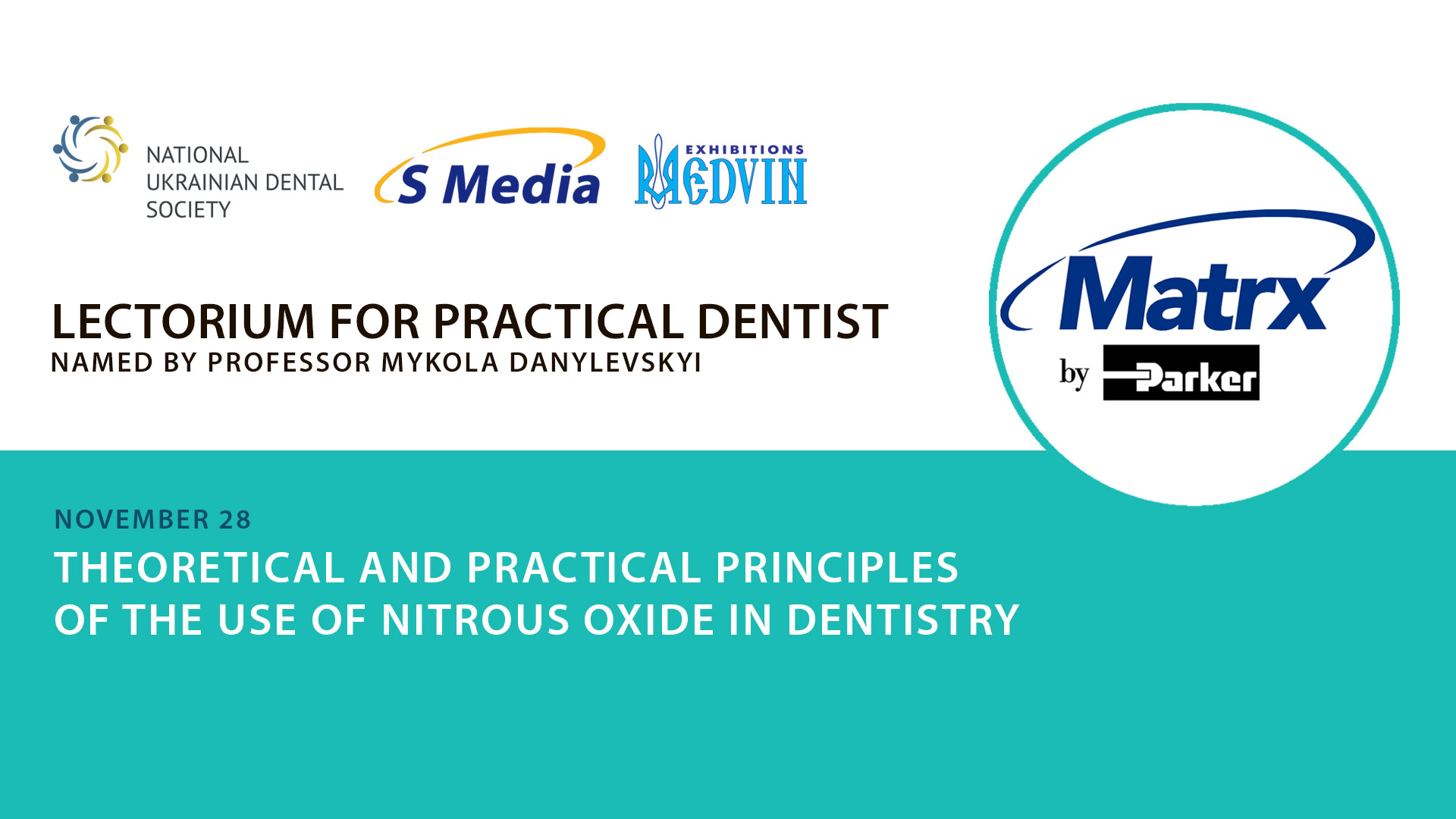 Theoretical and practical principles of the use of nitrous oxide in dentistry - 28.11.19