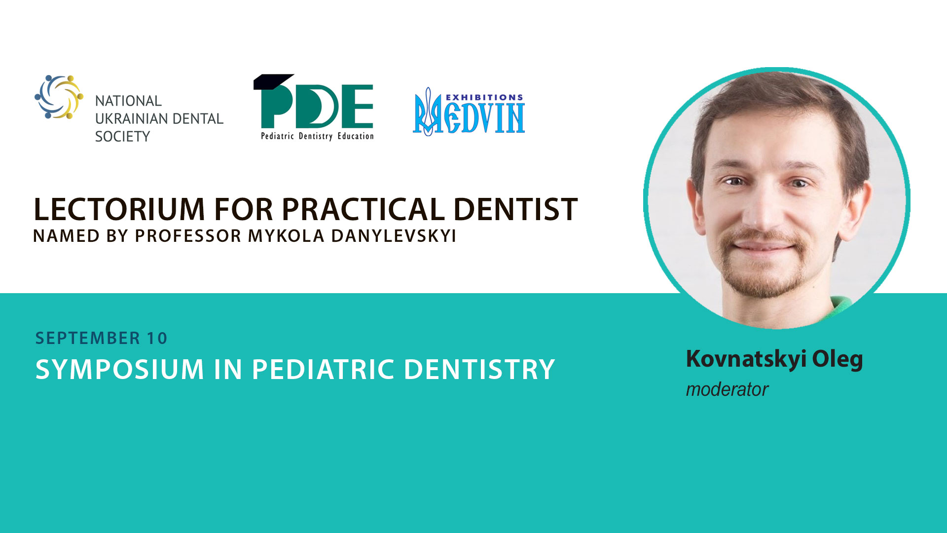 Pediatric Dentistry Symposium